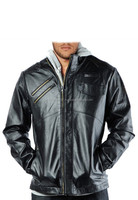 SMART AND TRENDY LEATHER JACKET FOR MEN