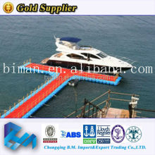 Plastic safe ship used floating docks sale