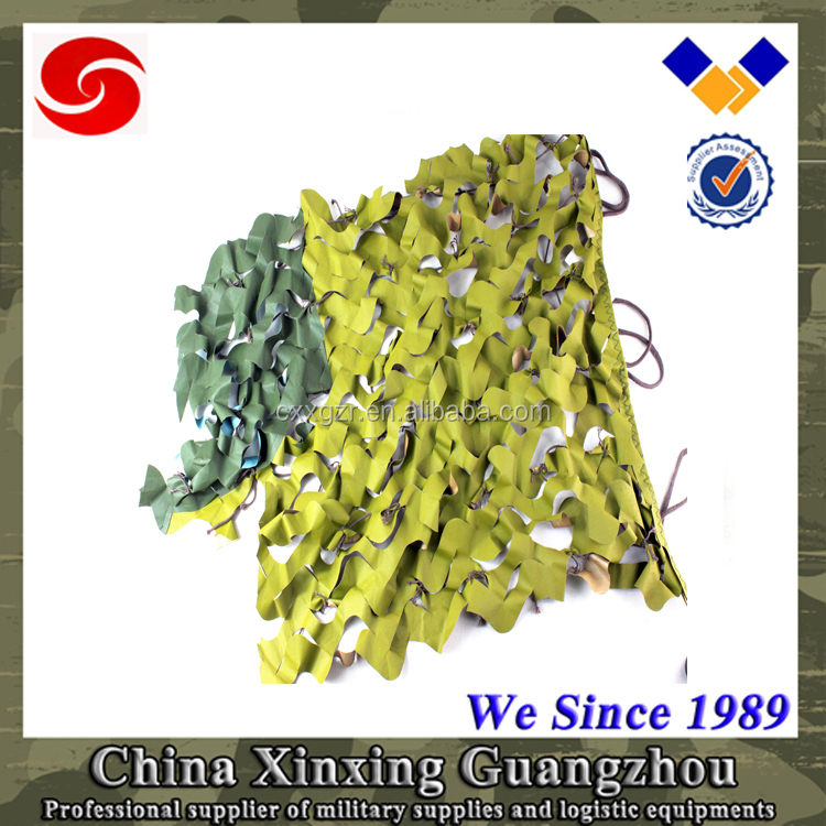 Hot sale digital woodland multispectral camouflage net military camo netting