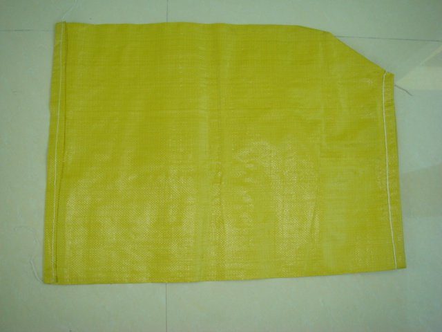 transparent pp woven rice bag