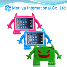 Kids Cute Devil Rubber Shockproof Defender Heavy Duty case for iPad Air