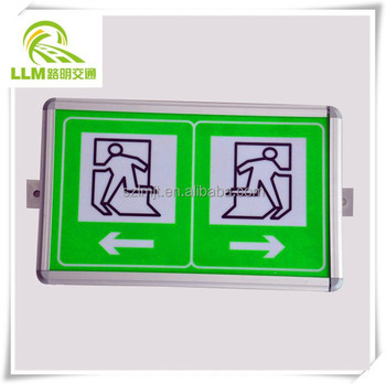 Direct manufacture tunnel electronic led road sign