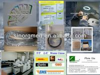 SINORGMED disposable absorbable surgical suture material