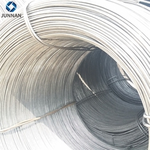 Construction Application and Free Cutting Steel Special Use ec grade aluminium wire rod