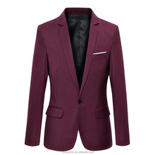 office men's stand collar suit safari suit