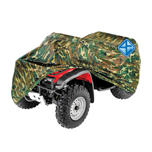 Camouflage Polyester with PVC Backing ATV Cover
