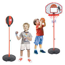 factory  sports toys basketball ball set and  Kids Boxing Punching Bags