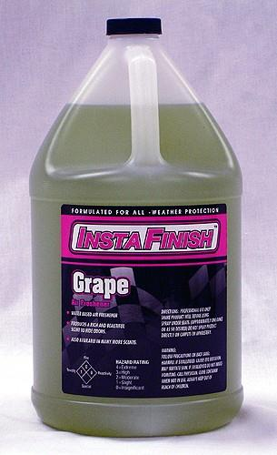 Grape Automotive Air Freshener