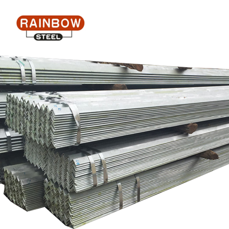hot rolled ss400 50*50*4 angle steel/ steel angle iron price list