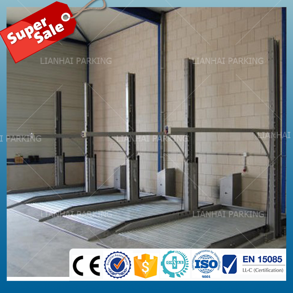Original Factory 2 level parking lift / Car Vertical parking / Car stacker parking solution