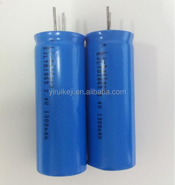 EJLTO 1865 1300mAh LTO LITHIUM TITANATE BATTERY