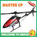 Walkera Master CP Flybarless 3D rc helicopter W/O rc radio control transmitter / BNF
