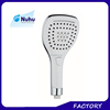 H151 Bathroom Use ABS Chrome Water Jet Handheld Stand Shower Head
