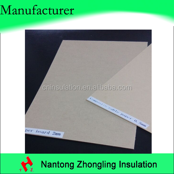 electrical insulation carboard 0.5-12mm made in china paper plate