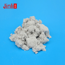 Gray cylindrical pellets cellulose fiber for SMA asphalt pavements from China manufacture