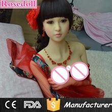 158cm Full Size TPE Silicone Sex Doll for Men Women Sex Products