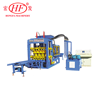 Hydraulic Interlocking automatic Brick Machine Large Scale QT6-15B Concrete block making machine