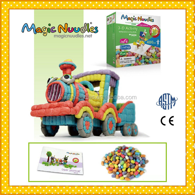 2016 Innovatory Craft Magic Nuudles 5824 For Kids Made In USA With CE And EN71 Certificate