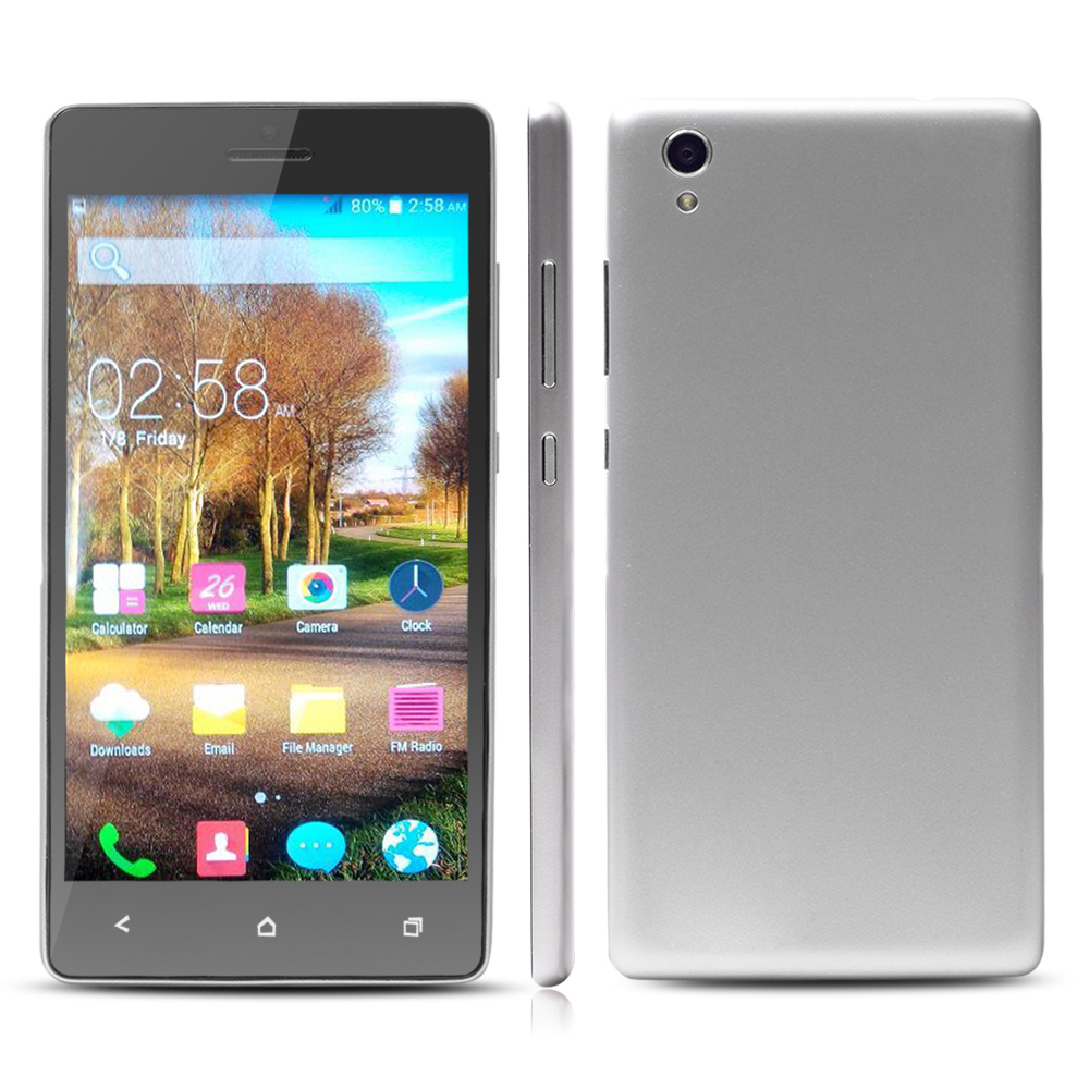 Cheapest 3g android active dual sim slim mobile phone