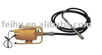electric concrete vibrator
