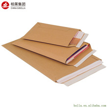 Customized Size Design Professional Kraft Paper Business Card Envelope