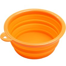 2017 FACTORY SALE folding Silicone Pet Bowl/ Dog Bowl/ Pet Dishes