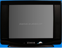 21inch new crt tv with B grade picture tube