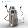 New 3 in1 super hair removal shr opt laser machine with HIFU