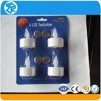 new style small slide led light electronic blister packaging boxes