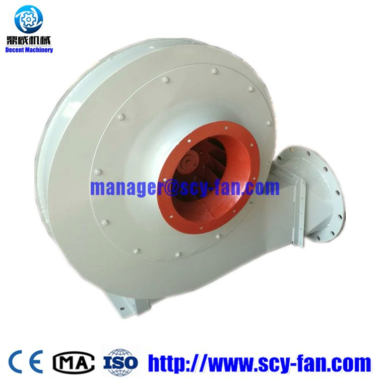 Industrial Air Extractor/Air Blower Pressure 12807-12896 Pa/440v Centrifugal Fan Blower