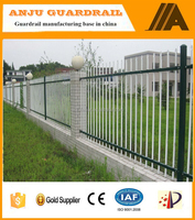 DK-08 fencing,Trellis&gates type powder coated flexible garden fence