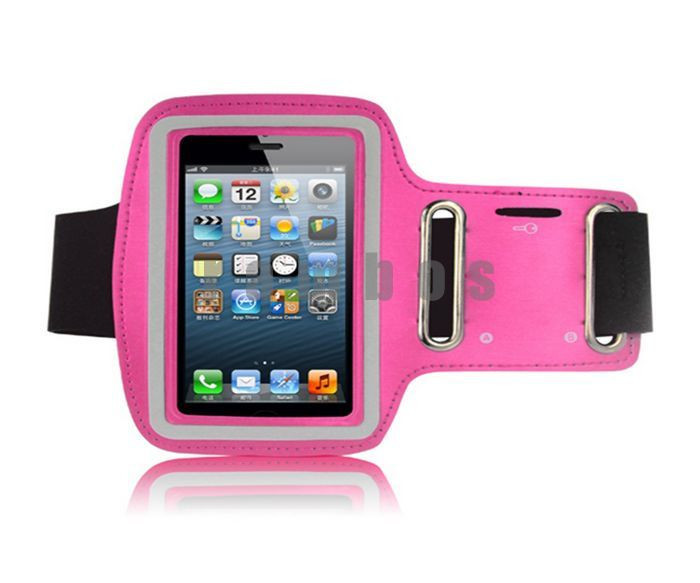 Waterproof Sport GYM Running Armband Case Cover Bag Pouch for Samsung Galaxy S3 S4 S5 for iPhone 5s 4s