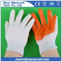 High quality anti cut wire mesh stainless steel working safety glove
