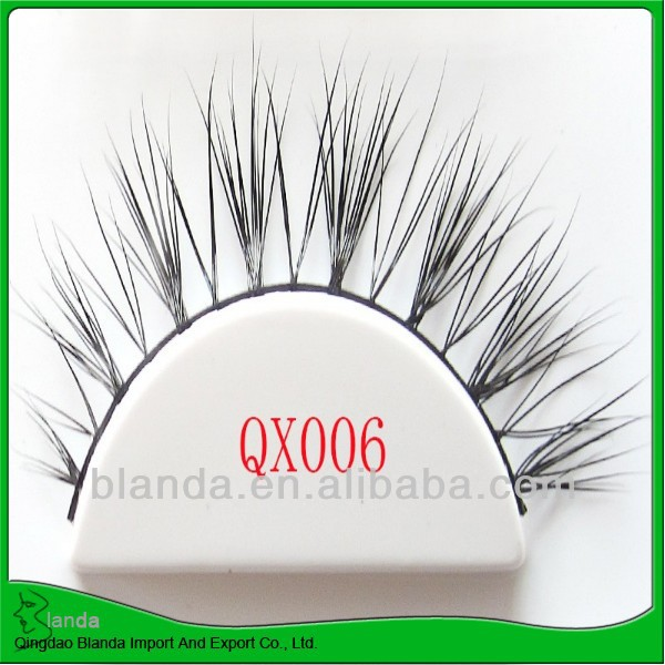 false lashes extension set packaging good mink eyelashes