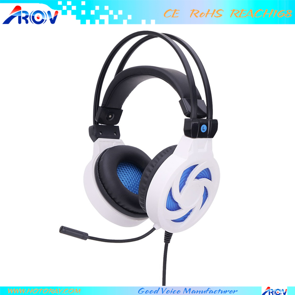 Gaming Headset,Stereo Bluetooth Gaming Headphone with Microphone for Pc