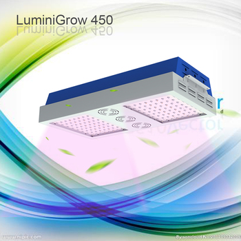 LuminiGrow professional 2017 400w led panel grow light with great price