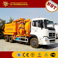 sinotruk howo new widely used 5000L Vacuum Sewage Suction Truck for sale