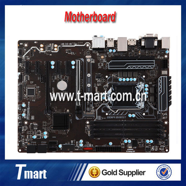 100% Working Desktop Motherboard for MSI Z270-A PRO Fully tested Working perfect