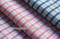 100% cotton poplin business shirt fabric