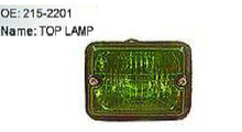 OEM 215-2201 FOR NISSAN 340/350 CW54 CONDOR '87-93 Auto Car top lamp top light