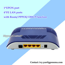 V-Solution ftth epon onu for fiber optic network router