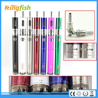 2015 classical ecig variable voltage battery vapor juice with 6 colors