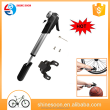 High Quality Bicycle Hand Alloy super mini bicycle air pump, best road bike pump