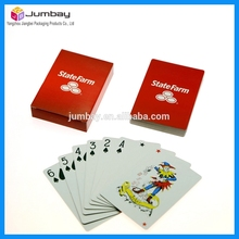 easy read playing card custom playing cards for promotion