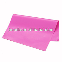 2014 fashion soft pvc film for raincoat and diaper