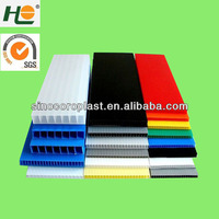 Floor Protection:2mm Fluted Corrugated Sheet