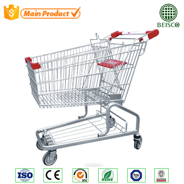 2016 super market German shopping trolley smart cart