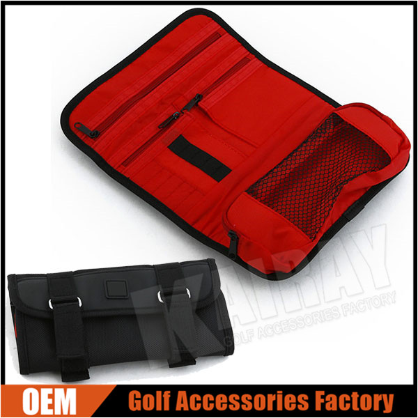 Custom Golf Club Pouches Valuable Accessories Holder