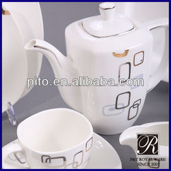 porcelain dinner ware