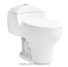 Chaohzhou economical hot sale siphonic one piece s-trap toilet bowl 2940